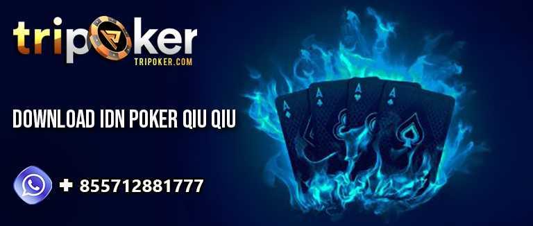 download idn poker qiu qiu